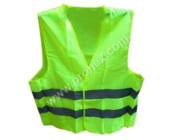 Safety Vest / Rompi Spotlight Hijau