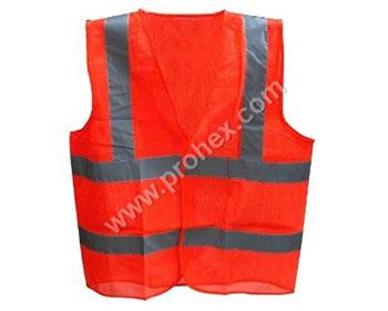 Safety Vest / Rompi Spotlight Orange
