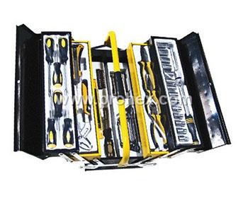Tool Set ( Box Metal ) 58 Pcs