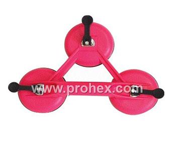 Kop Kaca Body PVC 3 Kaki