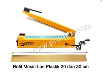 Mesin Las Plastik & Refil Mesin Las Plastik