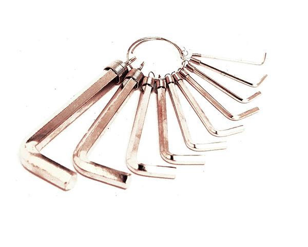 Kunci L Crom
