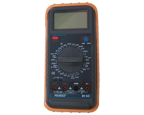 Multi Tester Digital M63