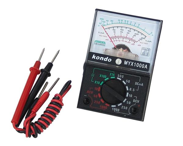 Multi Tester MYX - 1000 A
